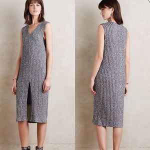 Anthropologie Dolan Layered Luna Dress Petite NWT